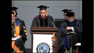 NJ Lt. Governor Kim Guadagno Addresses Students During Stockton