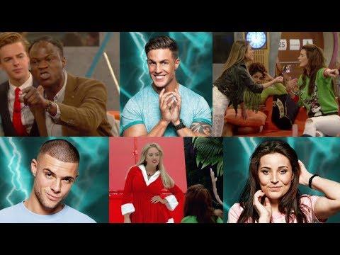 Big Brother 16 UK (Timebomb) - All Fights/Drama