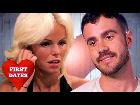 Woman Rejected By Crush Who's On Another Date! | First Dates