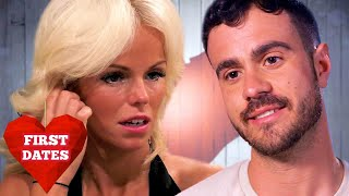Woman Rejected By Crush Who's On Another Date!   First Dates
