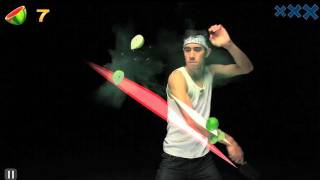 Adobe After Effects Tutorial - Fruit Ninja