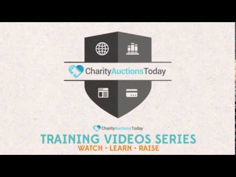 Charity Auction Software by CharityAuctionsToday