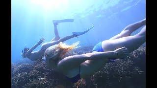 いよいよ夏に入っていく中、CS放送「スカイA」で放送中のフリーダイビング番組「SWEET BLUE」の世界をご紹介!青く透明感溢れる海をキャンバスに、女性ならではの ...