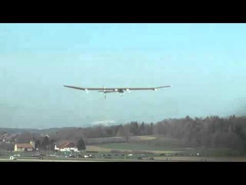 Solar Impulse   First Flight by bazonline