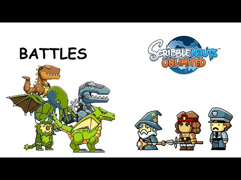 Download - scribblenauts unlimited video, sa ytb lv