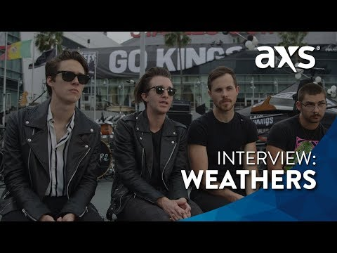Weathers - Interview