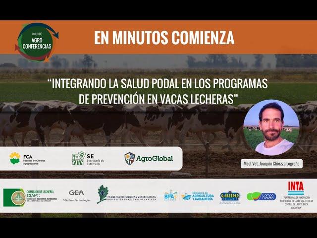 6° Agroconferencia sobre salud podal - AgroGlobal