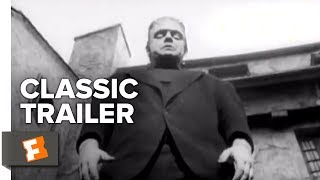 The Ghost of Frankenstein Official Trailer #1 - Cedric Hardwicke Movie (1942) HD