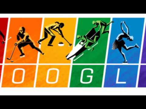 Olympic Charter Winter Games Google Doodle
