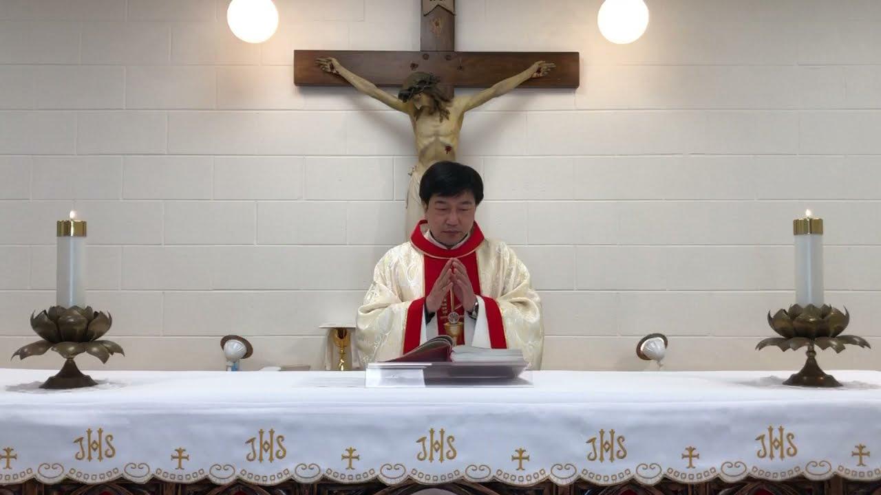 2021/05/09 普通話/國語彌撒 復活期第六主日 馮二會神父