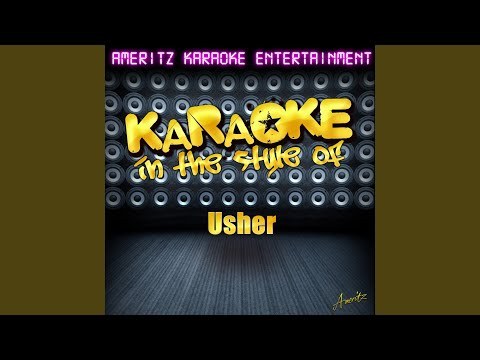 Trading Places (In The Style Of Usher) (Karaoke Version)