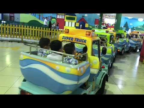 Nebras&Elias in ToyTown Dammam