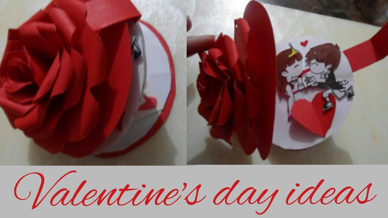 Diy Valentine S Day Gift Ideas 2019 Incredible Love Cards Youtube