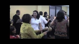 Reencuentro de Yambao-FIET en Bogotá por visita de Silvio Reyes a Colombia