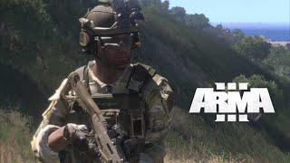 Welcome to ArmA 3 - Mission 1 - Infantry Gameplay