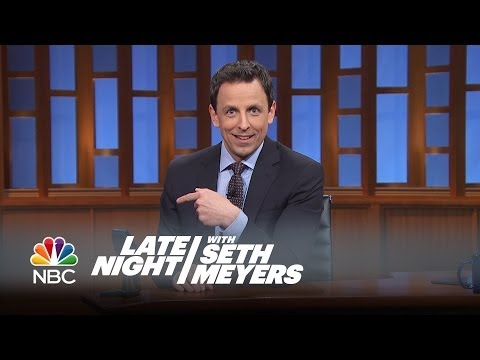 Seth's Story: Losing Petey, His Childhood Rabbit  Late Night with Seth Meyers