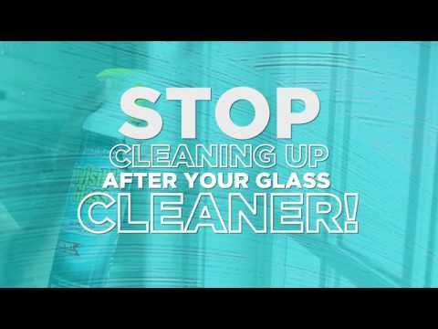 How to Clean Glass without Streaks