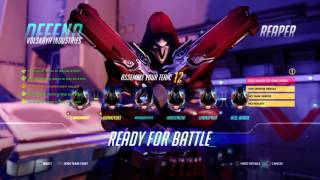 Overwatch: Origins  the last Reaper party