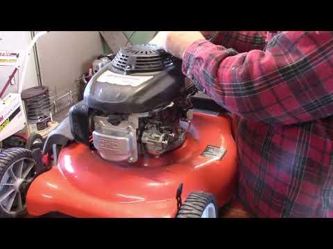 Choke On A Honda Mower Engine