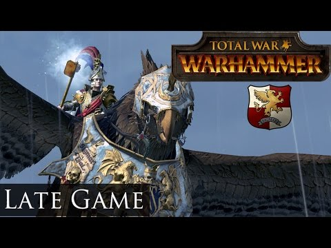 Total War Warhammer Late Game Overview