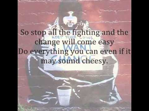 Protest Song: Make A Change