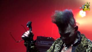 ▲Demented Are Go - Holy hack Jack - Psychobilly Meeting 2015