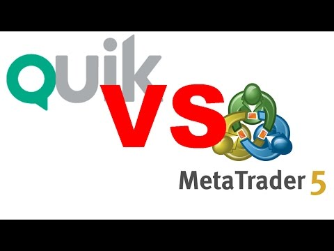 Сравнение терминалов Quik и МТ5 для Московской биржи