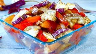 Баклажаны больше никогда не жарь!. Самый вкусный рецепт.