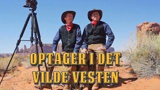 Optager i det vilde vesten! - USA vlog 2019 (del 1)