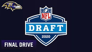 Ravens Don't Think Virtual Draft Will Mean Fewer Trades | Ravens Final Drive