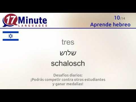 Aprenda Las Palabras Más Importantes En Hebreo