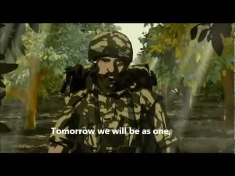 Good morning Lebanon (full song + English subtitles) - Waltz with Bashir