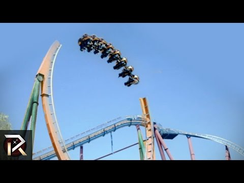 The Most Terrifying Rides In The World