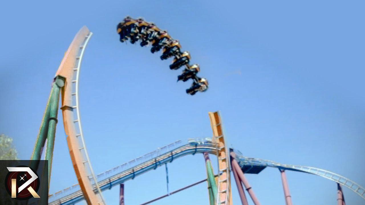 Most Craziest Roller Coaster World