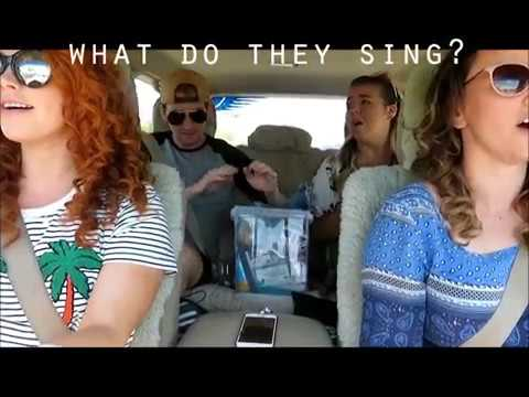 Rock of Ages cast karaoke promo