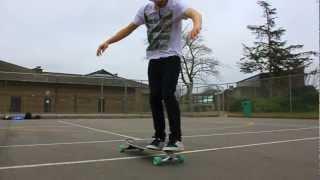 Longboarding: Apex 40