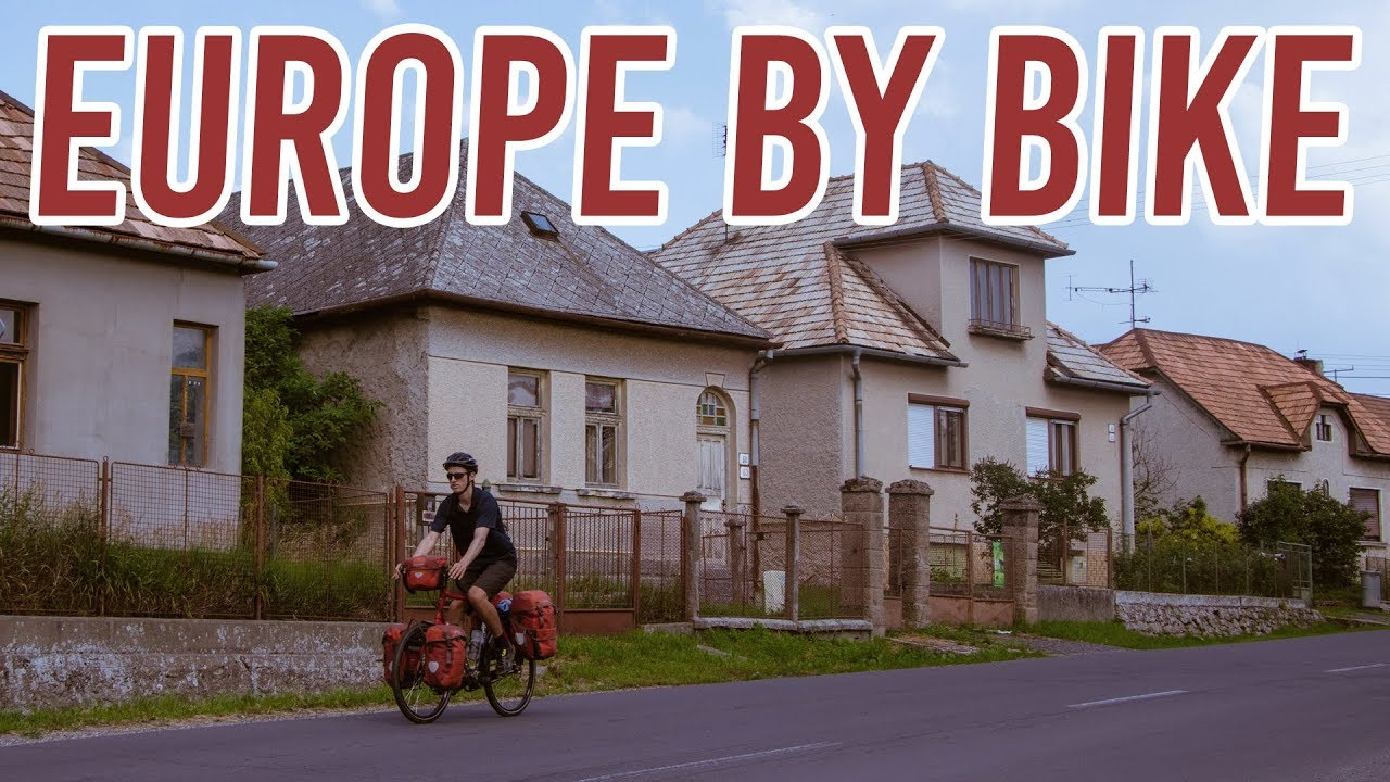 Central Europe by Bicycle - FULL DOCUMENTARY MOVIE / Bicycle Touring Pro