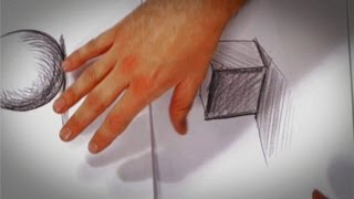 How to Draw with Depth | Drawing Tips