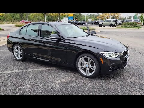 2018 BMW 3 Series Chicago, Evanston, Highland Park, Deerfiel
