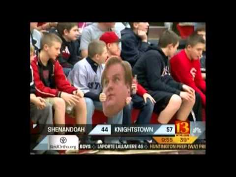 Knightstown High School on Operation Basketball