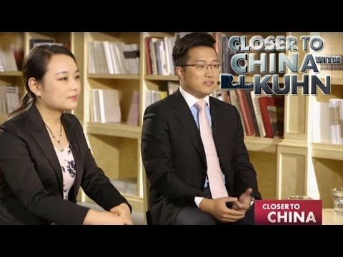 Closer to China with R.L.Kuhn— China's Young Professionals  02/21/2016