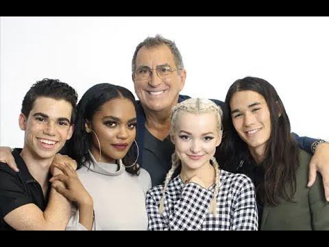 Descendants 2 Cast Interview with Dove Cameron, Cameron Boyce, Booboo Stewart, China Anne McClain