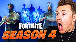 *NEW* SEASON 4 ANTI GRAVITY CRYSTALS, EPIC SKINS AND LOADS MORE | Fortnite Battle Royale