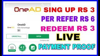 ₹3 Instant On Signup Daily Earning More Than ₹20 With Proof
