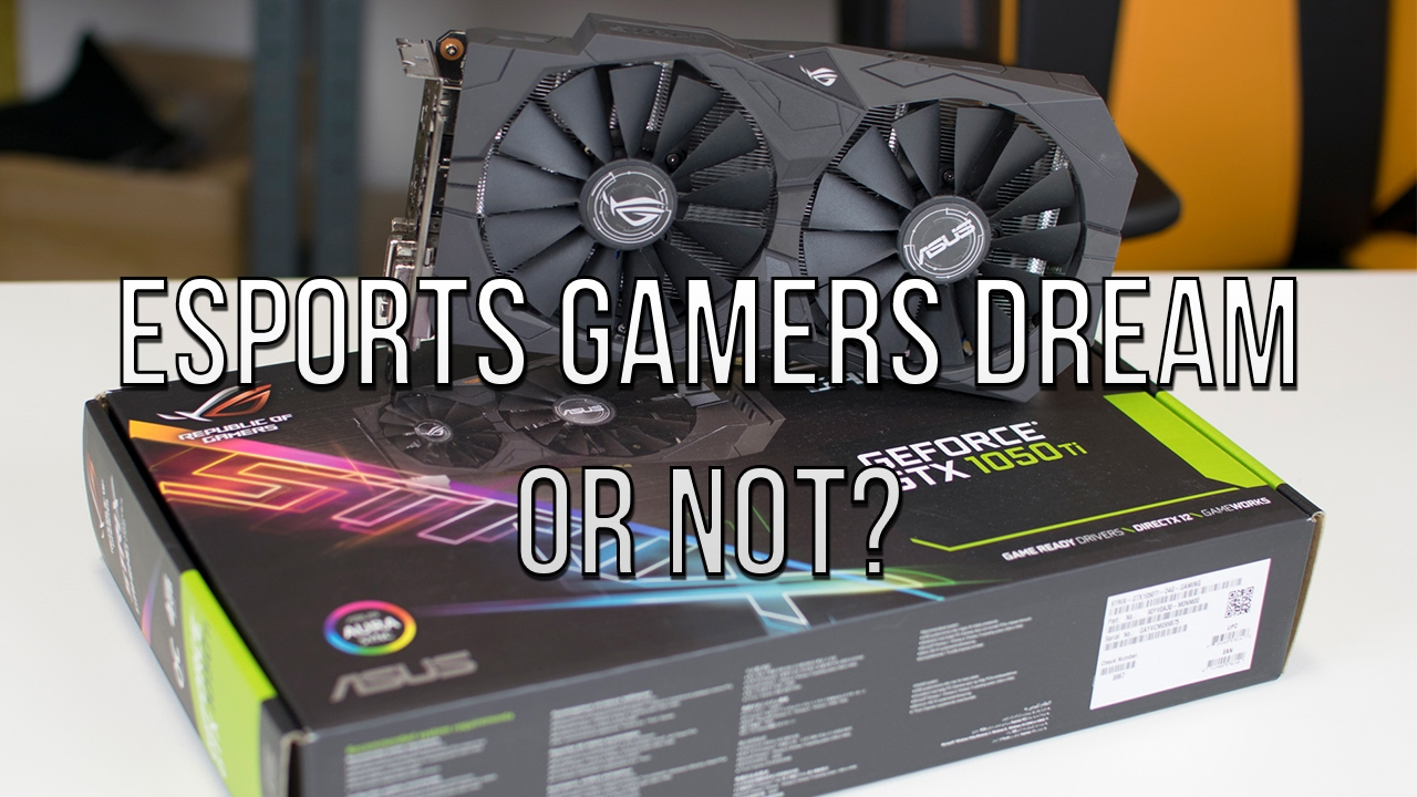 ASUS ROG GTX 1050 Ti STRIX OC Review - Best Budget Graphics Card? /w  Benchmarks