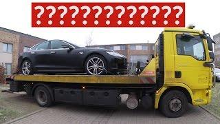 Tesla Model S Fährt Einfach Nicht Mehr Los...