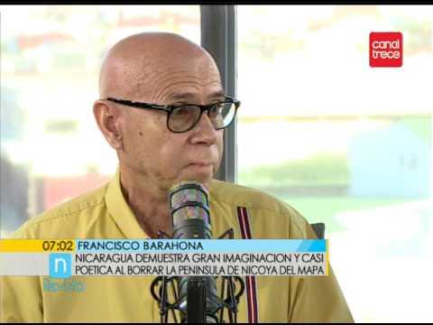 Entrevista: Límites Marítimos entre CR y Nicaragua