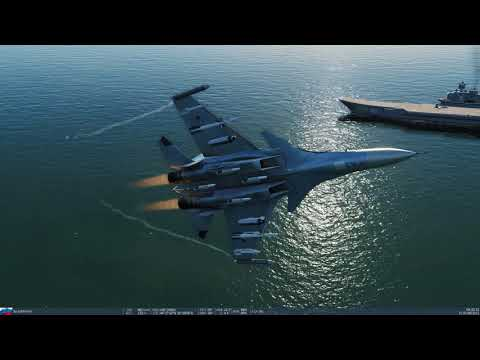 SU-33 Carrier Operations