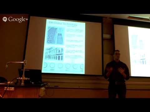 CS Talks- Industry Talk with Ryan Gibson (Deutsche Bank)