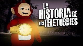 LA HISTORIA DE LOS TELETUBBIES ⭐️ Slendytubbies 3   iTownGamePlay
